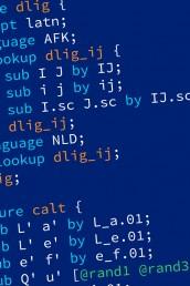 Font development, QA